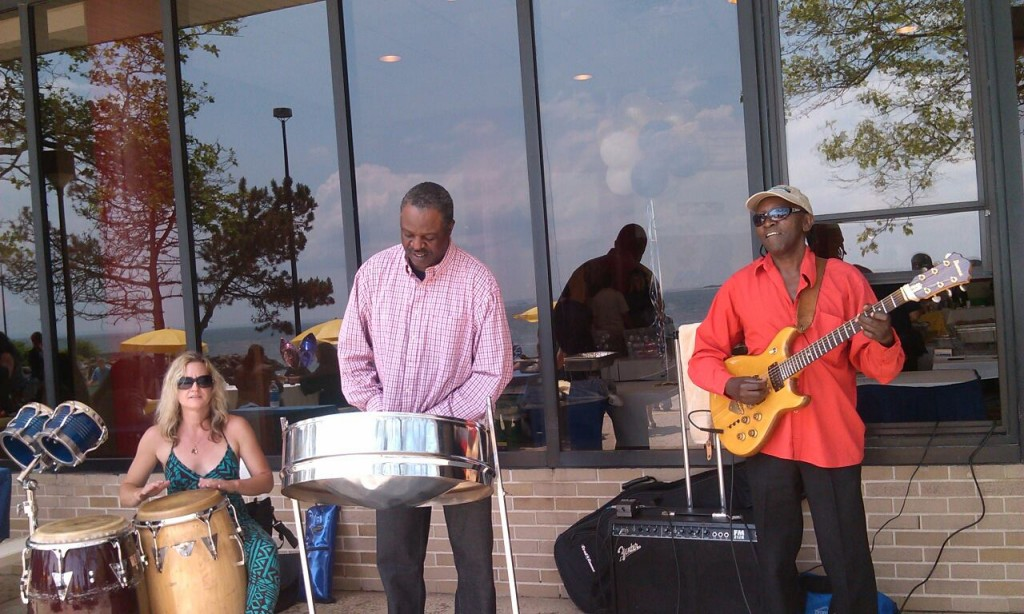 Outdoor Steel & Bongo Drums Concert