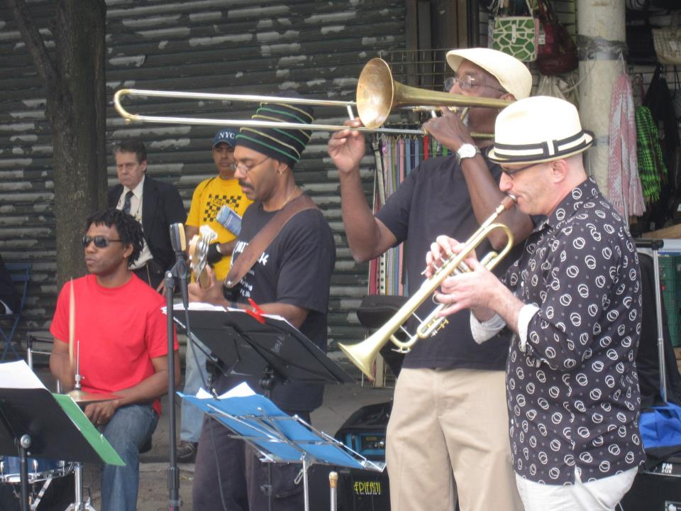 Calypso & Soca Music Band in NYC